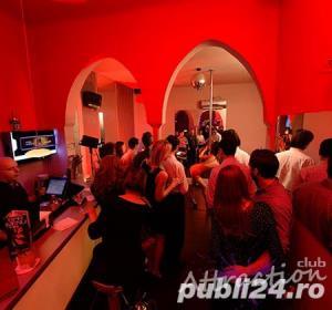 Orgii ca in filmele XXX. 3 petreceri SWING pe saptamana. Attraction Club.