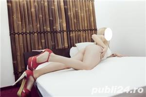 Matrimoniale Bucuresti: ••Blonda high class ••